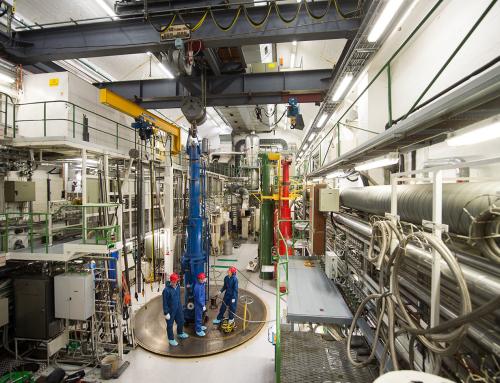 Second round of thorium test irradiation underway